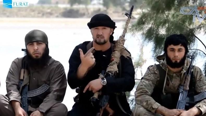 """Neuer IS-Oberbefehlshaber Chalimow wurde bis 2014 von USA für """"Anti-Terror-Kampf"""" ausgebildet"""