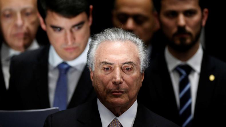 Brasilien nach dem Kalten Putsch: Wall Street kontrolliert erneut die brasilianischen Finanzen