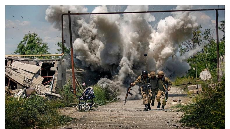Bilderstreit in der Ukraine: Fake-Kriegsfotos sorgen selbst in Washington für Kritik