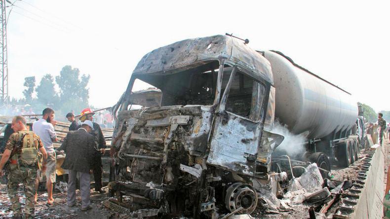 Anschlagsserie des IS nahe russischer Marinebasis in Syrien: Mindestens 30 Tote in Tartus
