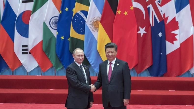 China und Russland: Politisches Komplott gegen Washington in Zentralasien?