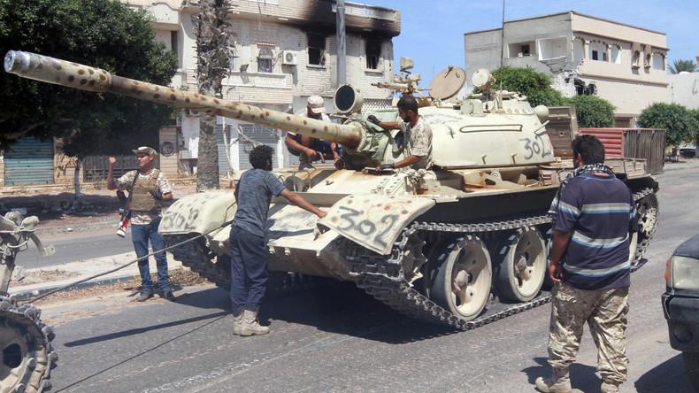 An vorderster Front gegen den IS: RT berichtet exklusiv aus Sirte in Libyen