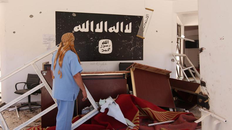 Exklusiv aus Libyen: RT besucht als erster internationaler Nachrichtensender IS-Gefängnis in Sirte