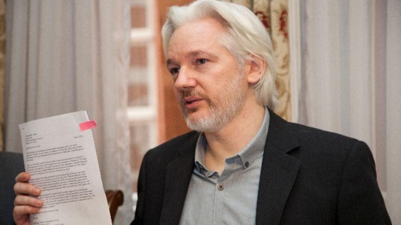 LIVE: Update zu Julian Assanges Status - Pressekonferenz der Staatsanwaltschaft  in Stockholm