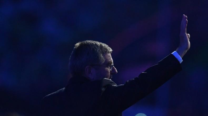 IOC-Präsident Bach nahm nicht an Paralympics-Eröffnung teil – Divergenzen wegen Russland-Ausschluss?