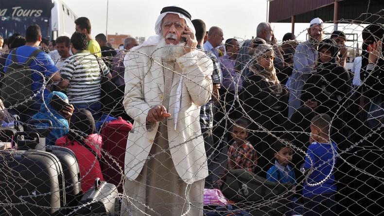 Ungeklärte Gebietsstreitigkeiten und die stetige Gefahr militärischer Eskalationen zwischen Israel und den Palästinensergruppen lähmen die Wirtschaft und schädigen vor allem die palästinensische Zivilbevölkerung.