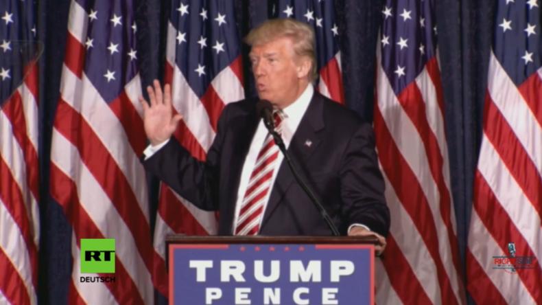 Mehr Geld für die teuersten Streitkräfte der Welt: Donald Trump will US-Militär massiv ausbauen