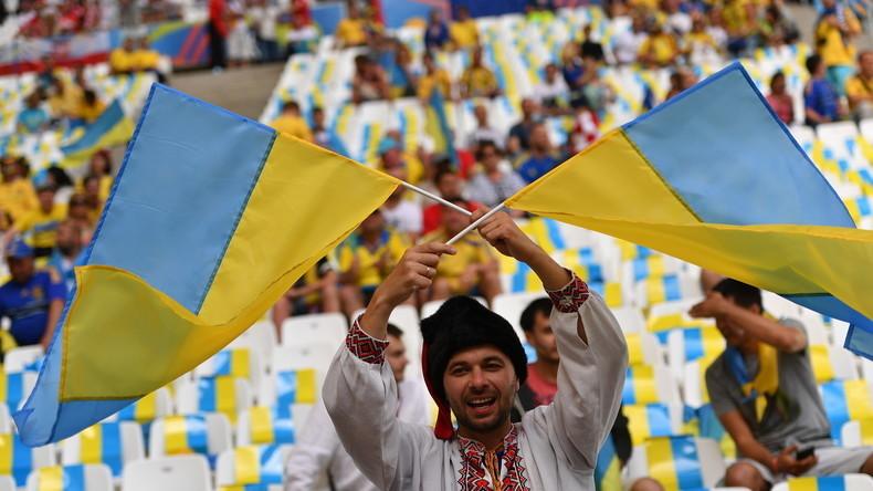 Ukraine plant Boykott der Fußball-Weltmeisterschaft 2018 in Russland