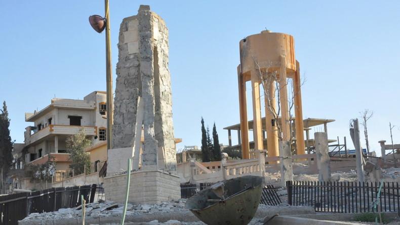 Fünf geleakte Geheimdokumente zu Syrien, die man gelesen haben muss
