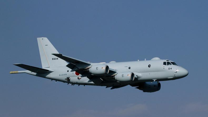 Das US-Seeaufklärungsflugzeug Poseidon Typ P-8 näherte sich gleich mehrfach russischem Luftraum.