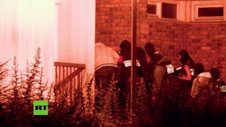 Frankreich: Drei terrorverdächtige Frauen verhaftet – Eine von ihnen bei Erstürmung angeschossen