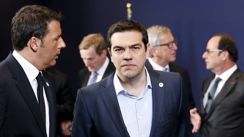 Südeuropa-Gipfel: In Athen formiert sich ein neues Bündnis gegen Merkel-Europa