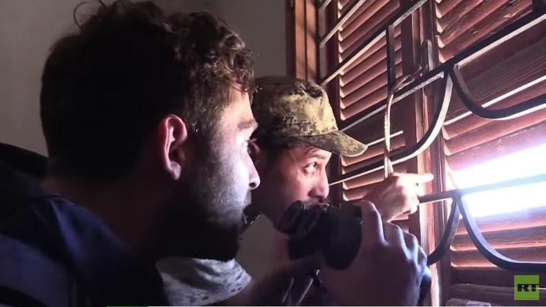 Exklusiv aus IS-Zentrum für Selbstmordanschläge: RT deckt perfide IS-Kriegstaktiken in Libyen auf