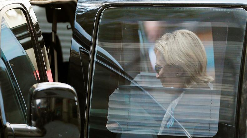 Krisentreffen bei den US-Demokraten - Was passiert, wenn Hillary Clinton ausfällt?