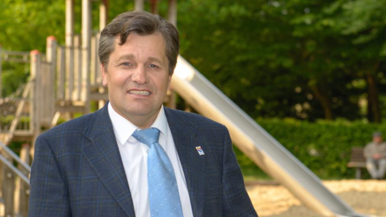Ein Politiker, der kein Blatt vor den Mund nimmt: Andreas Maurer, Die Linke. Quelle: https://www.facebook.com/andreas.maurer.522