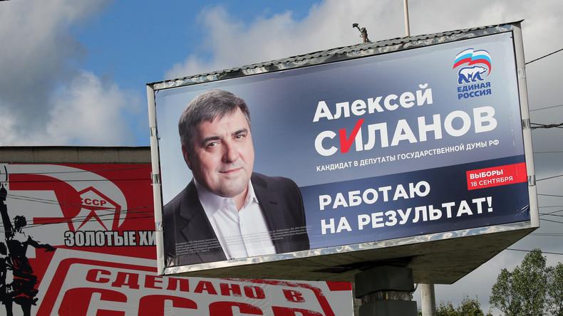 Alles Putin oder was? Duma-Wahlen in Russland