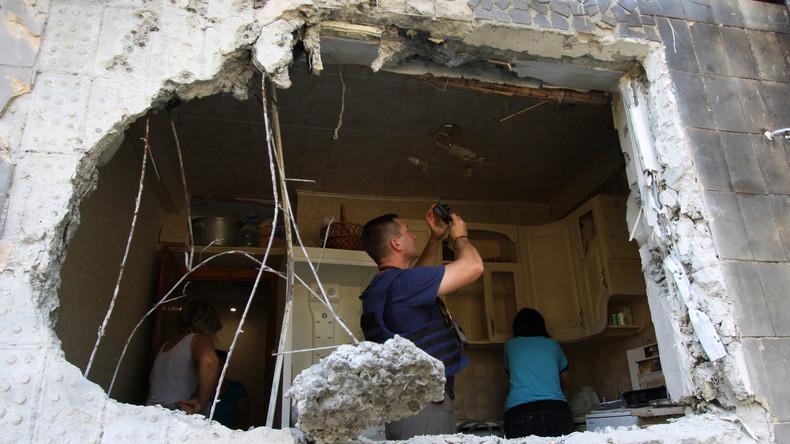 Realitäten des Donbass: Interview mit linkem Wiederaufbau-Aktivisten aus Donezk