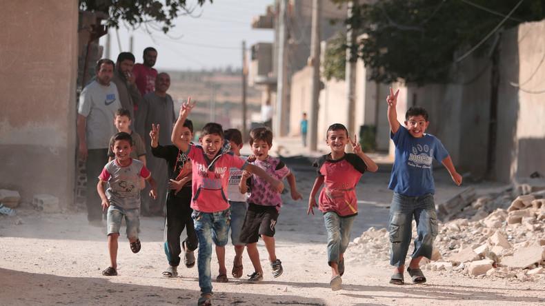 Hoffnung auf Frieden in Syrien? - RT im Gespräch mit Zivilisten in Aleppo