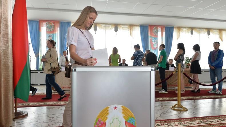 Parlamentswahl in Weißrussland: Erstmaliger Einzug der Opposition