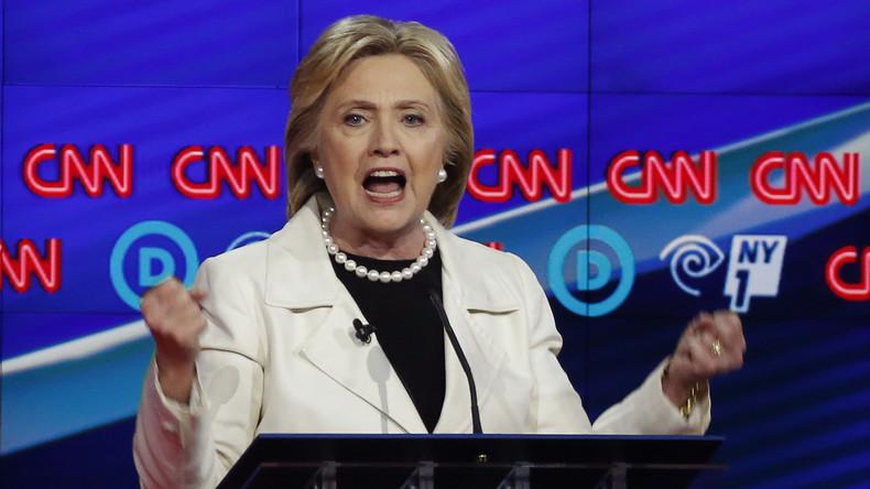 Politische Einflussnahme: Fünf Journalisten, die wegen Kritik an Hillary Clinton gefeuert wurden