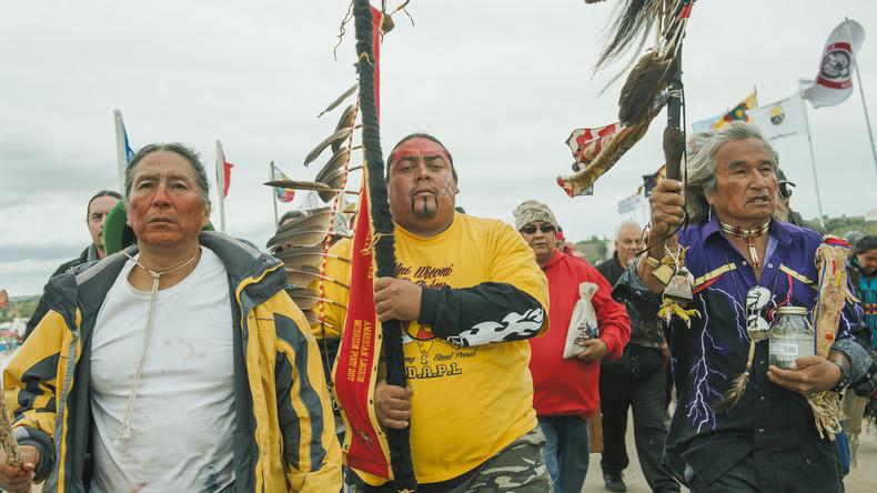 USA: Proteste der Dakota-Indianer gegen Mega-Pipeline erfolgreich