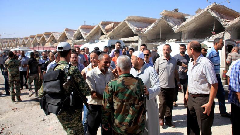 Wie steht es um den Waffenstillstand in Syrien? Karin Leukefeld berichtet aus Damaskus