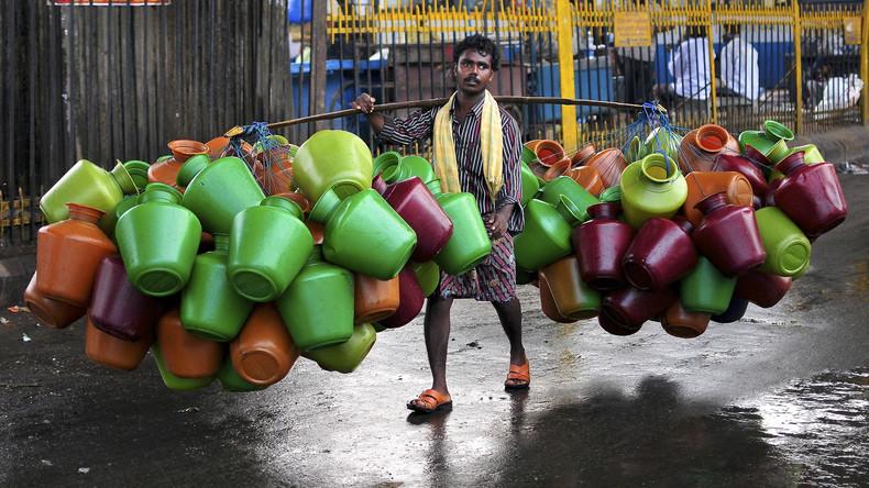 Alarmierende Klimameldungen: Aufstände in Indien wegen Wasserknappheit