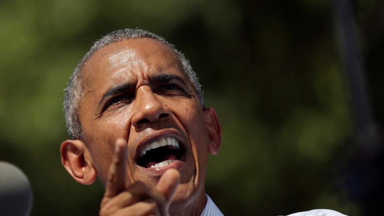 US-Wahlkampf: Obama schießt gegen RT und Russland – Moskau zeigt sich irritiert