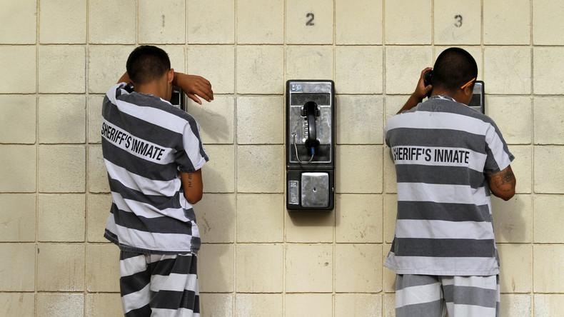 Häftlingsproteste in den USA: Ausschreitungen in Florida und Michigan – Hungerstreik in Guantanamo