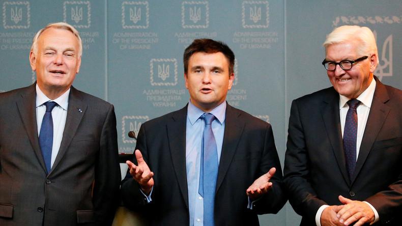 Neuer Anlauf für Waffenruhe im Osten der Ukraine