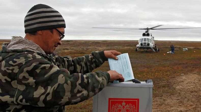 Wahlen in Russland: Steht das Volk noch hinter Putin?