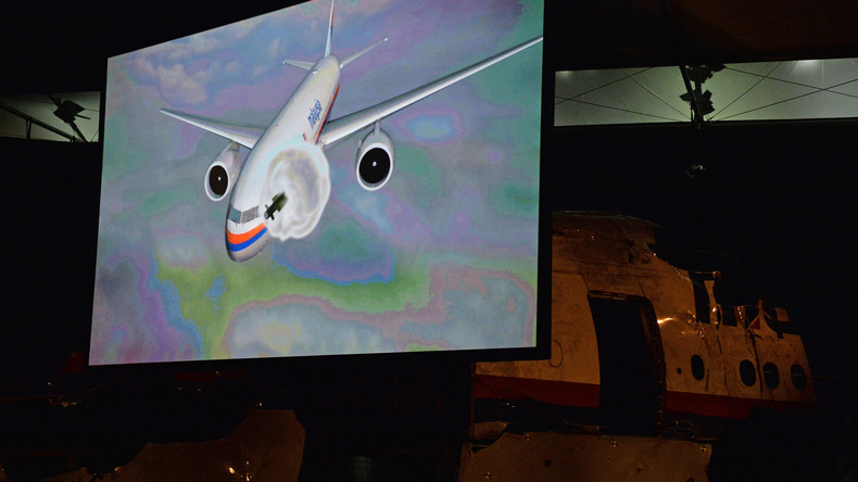 MH17: Russland gibt im Vorfeld des Abschlussberichtes geheime Informationen zu BUK-Raketen frei
