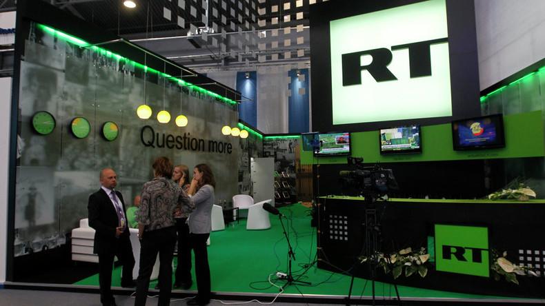 Schmutzkampagne gescheitert: RT erneut für digitalen Medienpreis nominiert