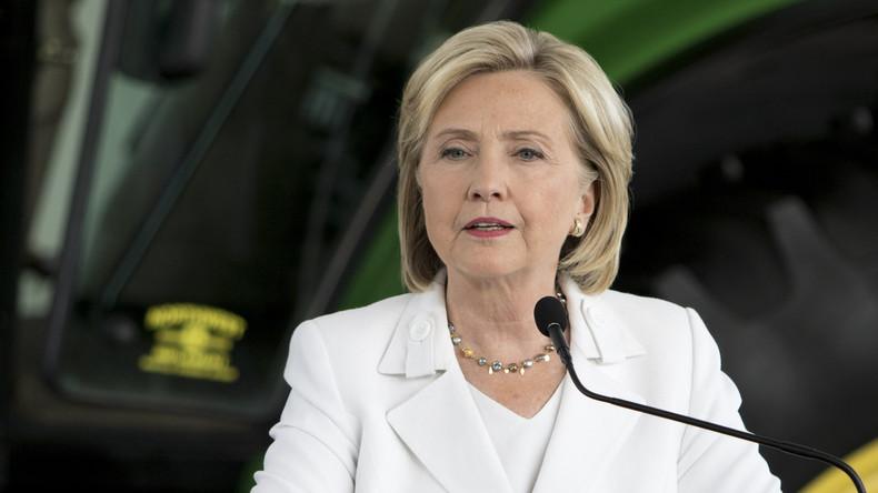 Anhörung zu Hillary Clintons E-Mails: FBI gibt Unregelmäßigkeiten zu