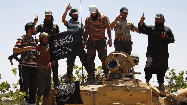 """Eine wechselhafte Geschichte: Die USA und ihre """"moderaten Rebellen"""""""