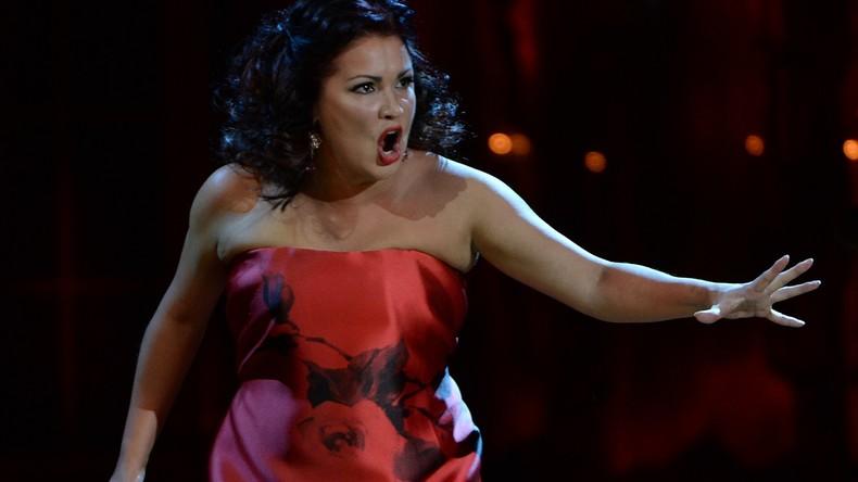 Seit mehr als 20 Jahren auf den Bühnen der Welt zu Hause: Russlands Ausnahme-Sopranistin Anna Netrebko.