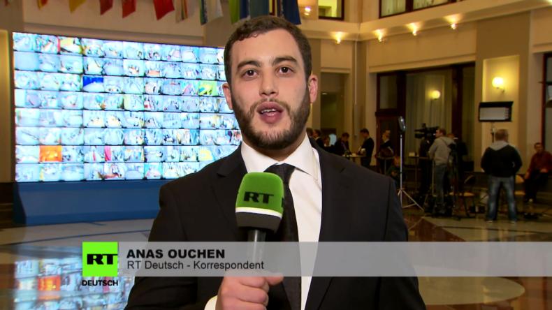 Duma-Wahl 2016: RT Deutsch berichtet aus der zentralen Wahlkommission in Moskau