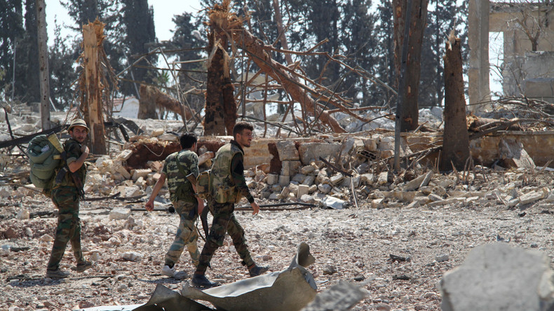 """USA drohen syrischer Regierung: """"Kooperiert mit uns oder es passieren noch mehr Unfälle"""""""