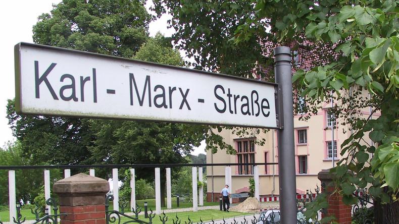 CDU-Politiker will Karl Marx aus Deutschland vertreiben