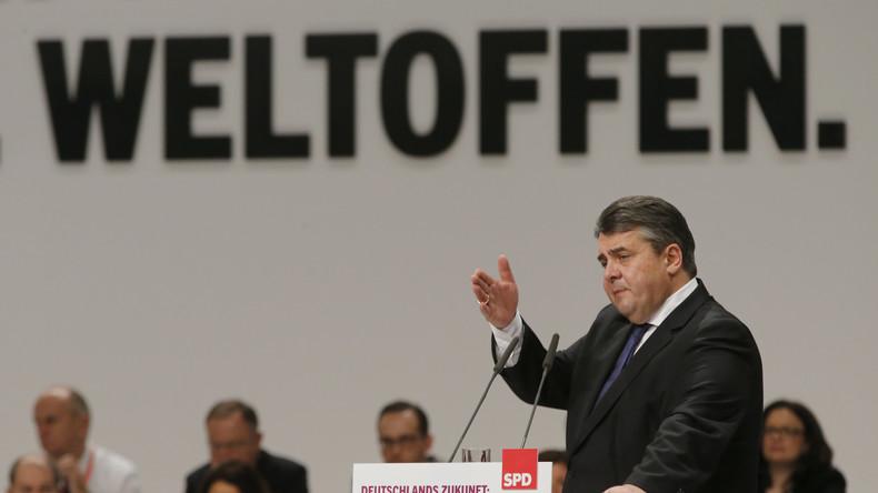 Gabriel setzt sich durch: SPD-Konvent stimmt mit deutlicher Mehrheit für CETA-Abkommen