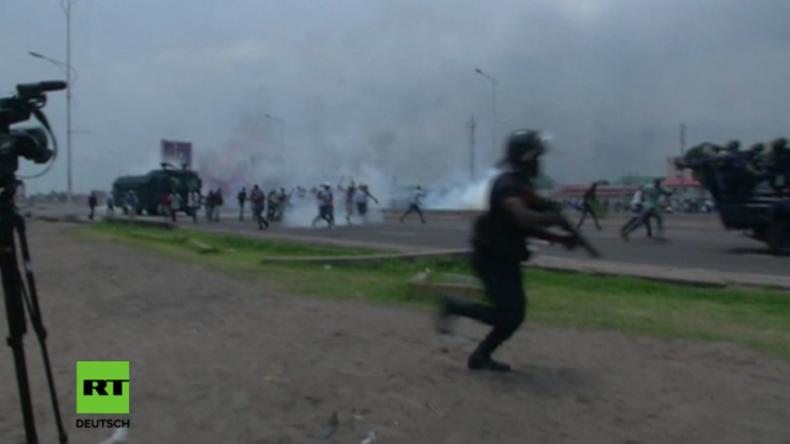 Kongo: 17 Tote nach gewaltsamen Protesten gegen Präsidenten – Polizist lebendig verbrannt