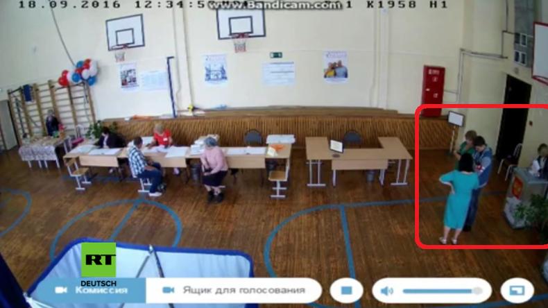 Russland: Wahlbetrug vor laufender Kamera - Wahlergebnisse in Rostow am Don für nichtig erklärt