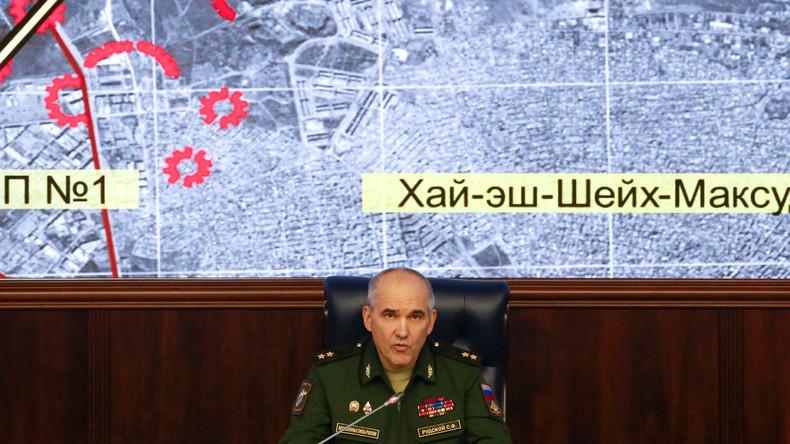 """US-Angriff auf syrische Armee: """"Sehr raue Worte"""" im Sicherheitsrat der UN"""