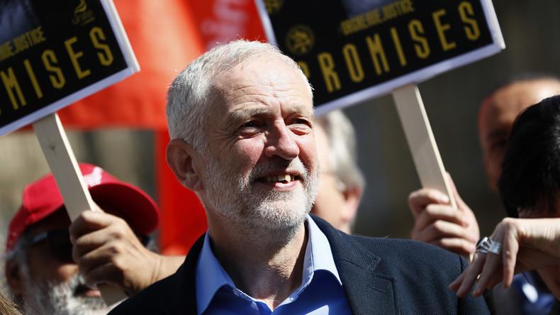 Neue Linke und alte Kommunisten: Corbyn, Sanders, Sjuganow