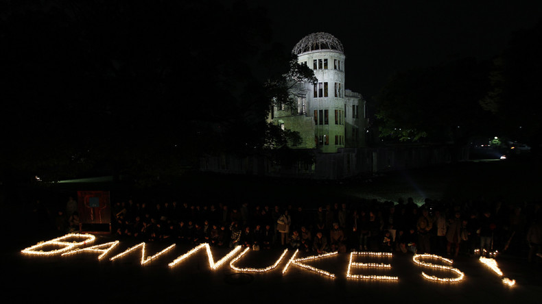 Nukleare Aufrüstung statt atomwaffenfreier Welt
