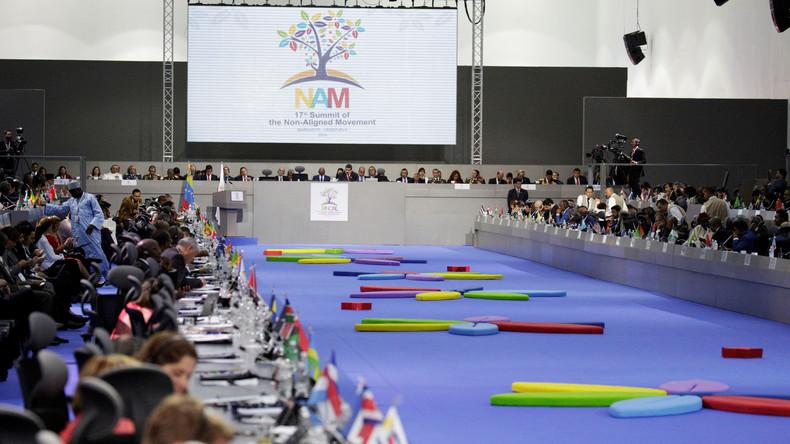 """Ergebnisse des Treffens der blockfreien Staaten: Mehr """"Kultur des Friedens"""" und Neuformierung der UN"""