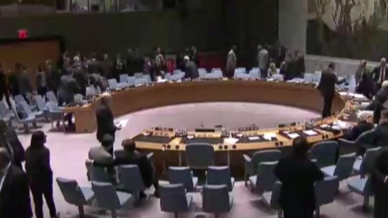 Live: Hochrangiges Treffen des UN-Sicherheitsrats zu Syrien