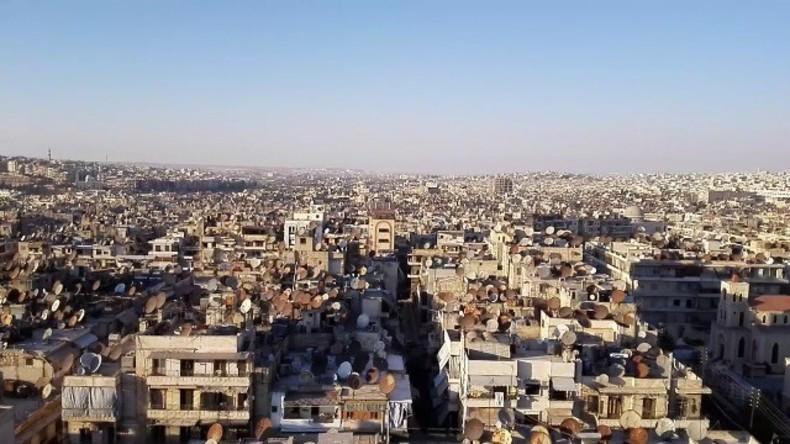 Live aus Aleppo nach dem Ende der Waffenruhe