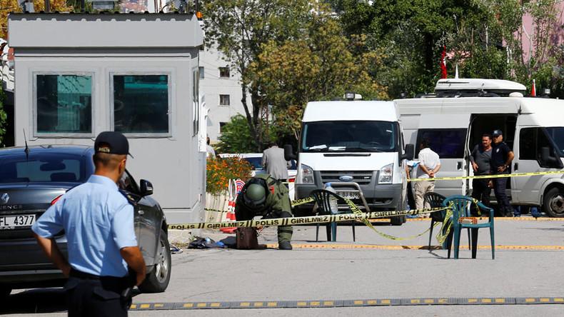 Bewaffneter Angriff auf israelische Botschaft in der Türkei [Video]