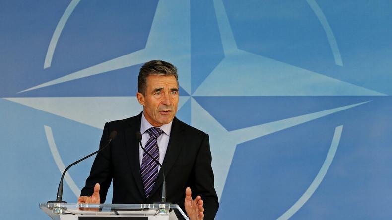 """Ex-NATO-Generalsekretär Rasmussen: USA sollen """"Weltpolizei"""" spielen, um Autokraten Putin zu stoppen"""